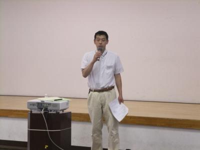 NPO法人街ing本郷 代表理事 長谷川 大